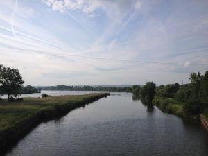 River Moselle near Metz