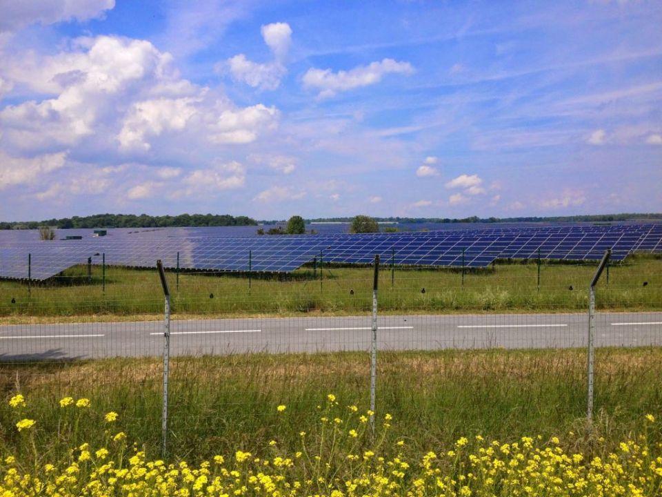 Solar Farms Rosières-en-Haye France