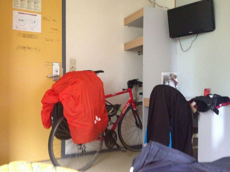 Triban 3 hotel room