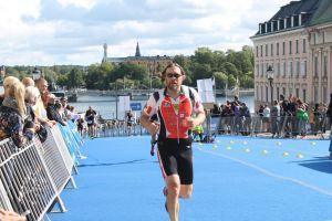 Totta Slottsbacken, Stockholm Triathlon 2014