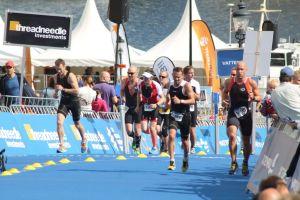 Slottsbacken, Stockholm Triathlon 2014
