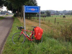 My bike in Zwolle