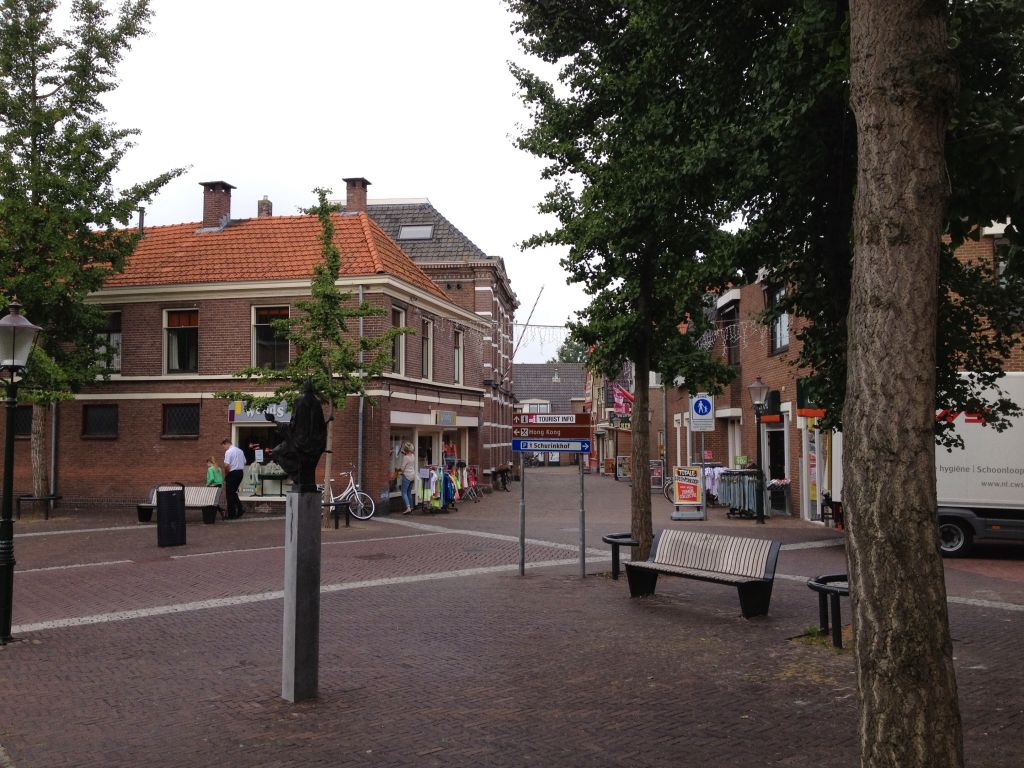 City center Ommen