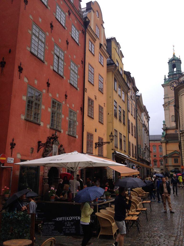 Stortorget Old Town Stockholm