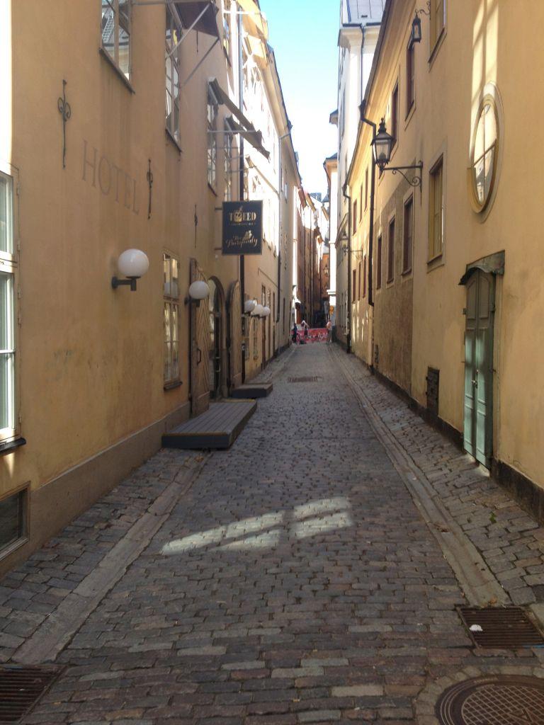 Yxsmedsgränd Old Town Stockholm