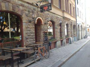 Bike Bellmansgatan Stockholm