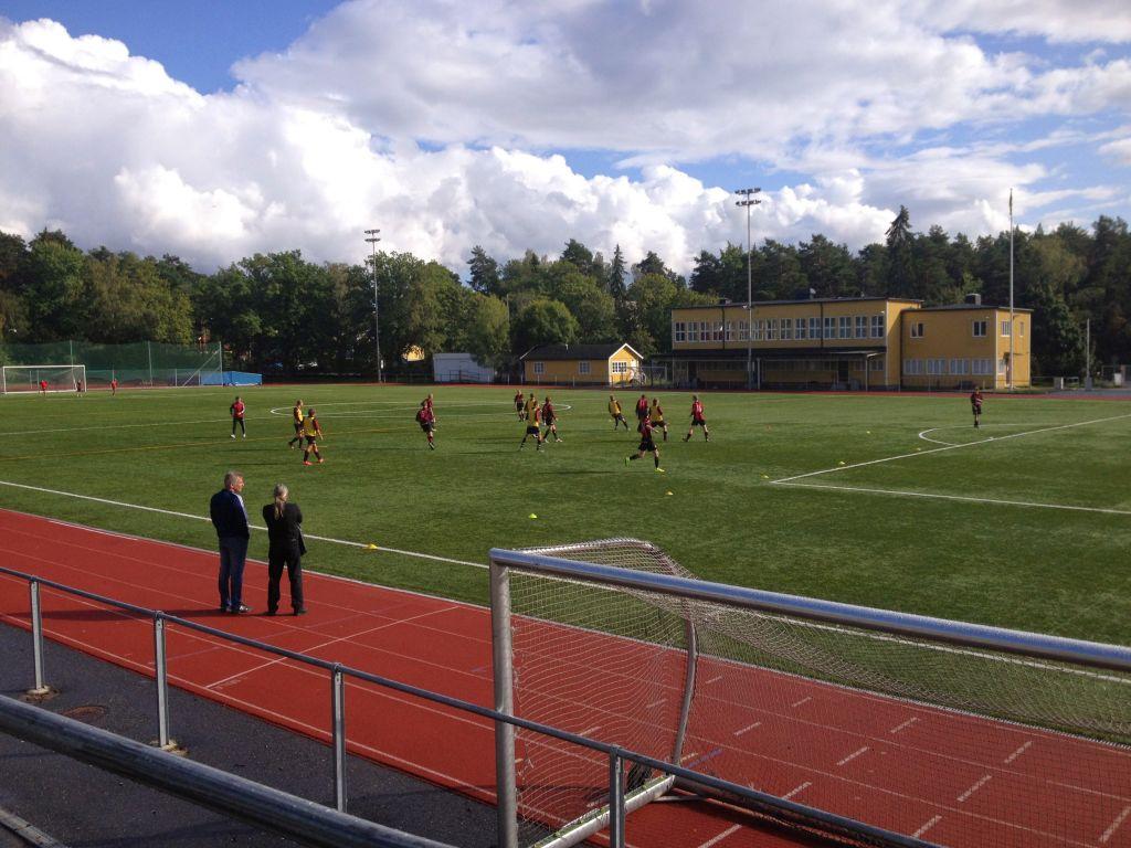 Soccer Stora Mossen
