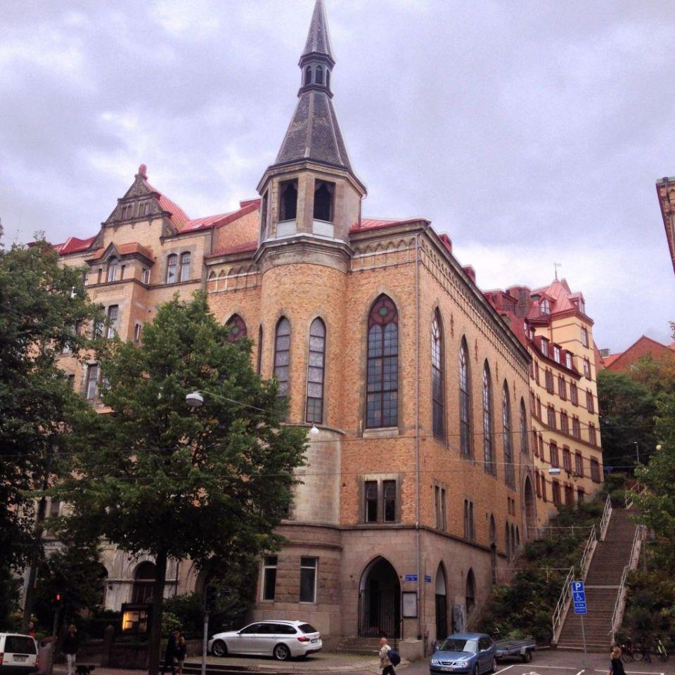 35 Linnégatan Gothenburg