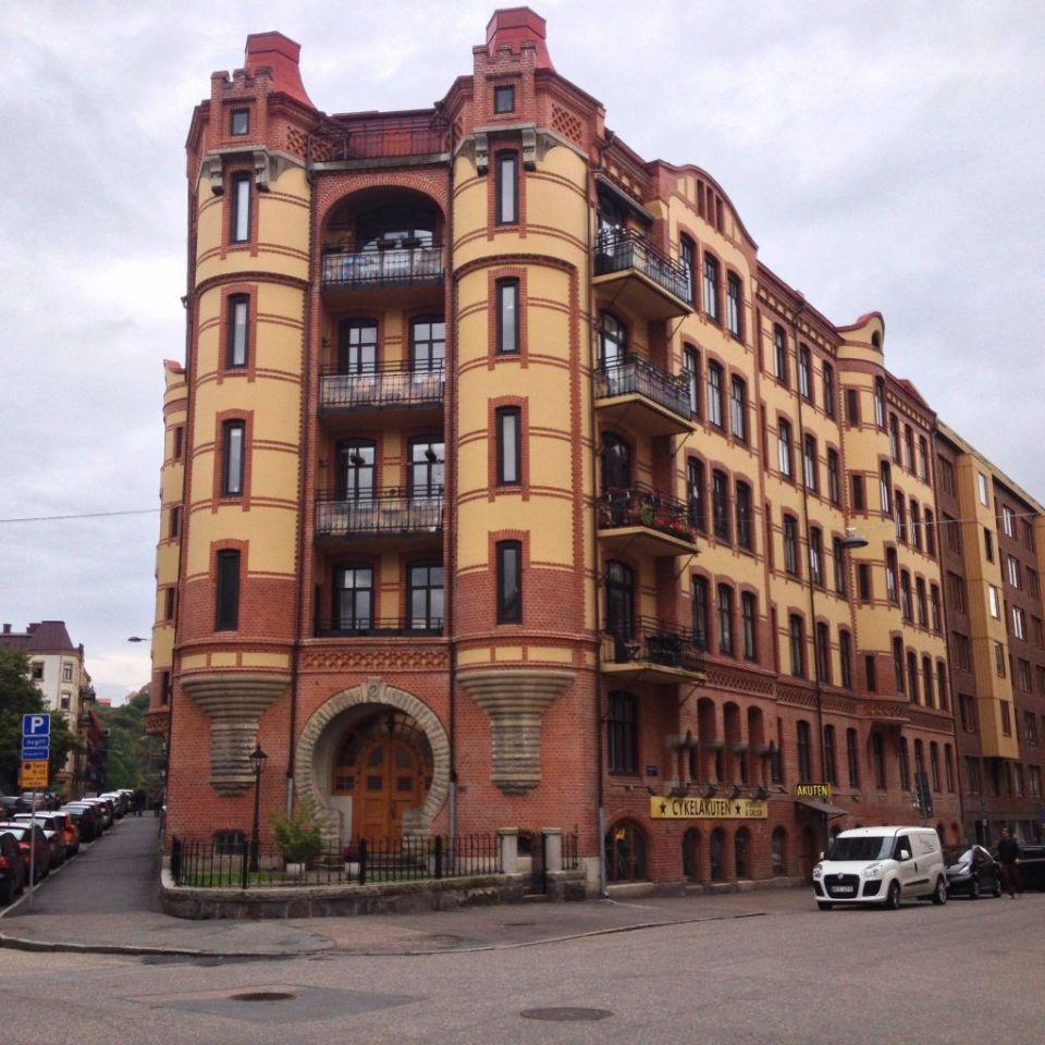 Sveagatan Gothenburg