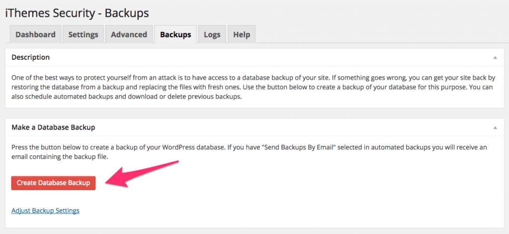 iTheme Backup