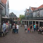 Bars in Volendam
