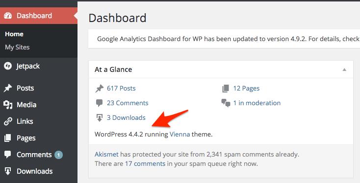 dashboard_version