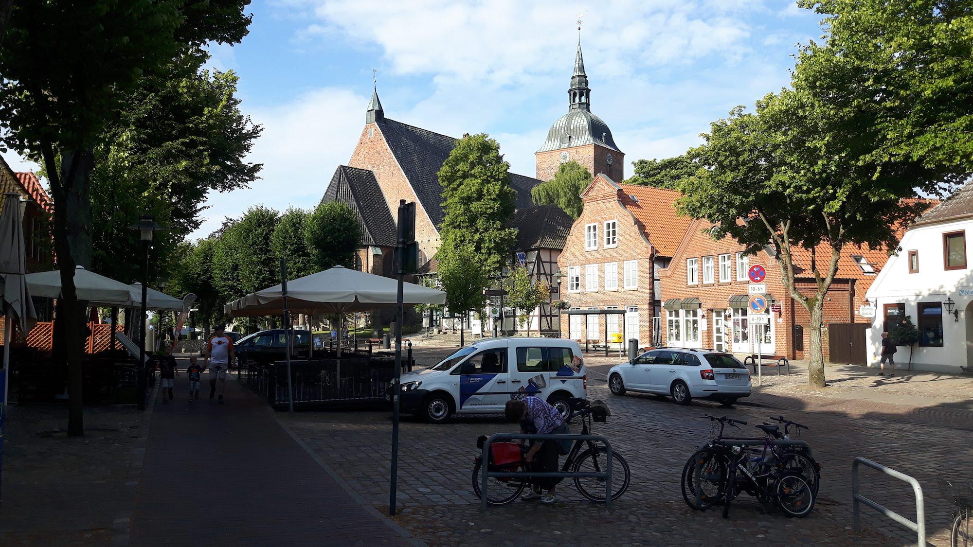 Burg auf Fehmarn Germany