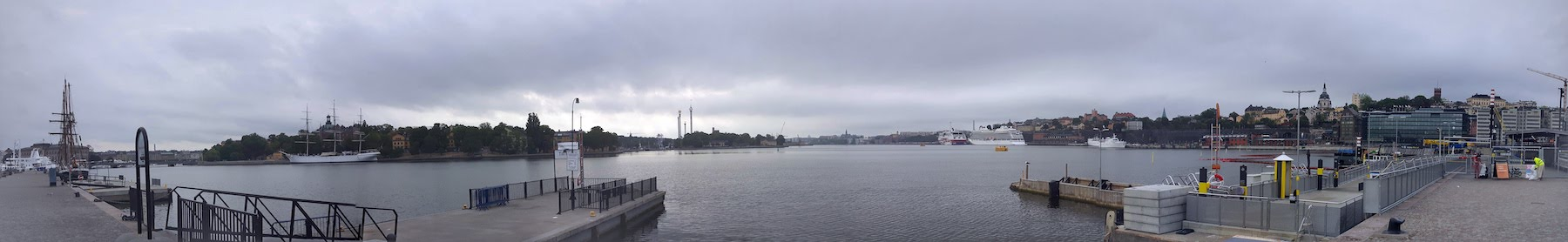 Stockholm Early Morning