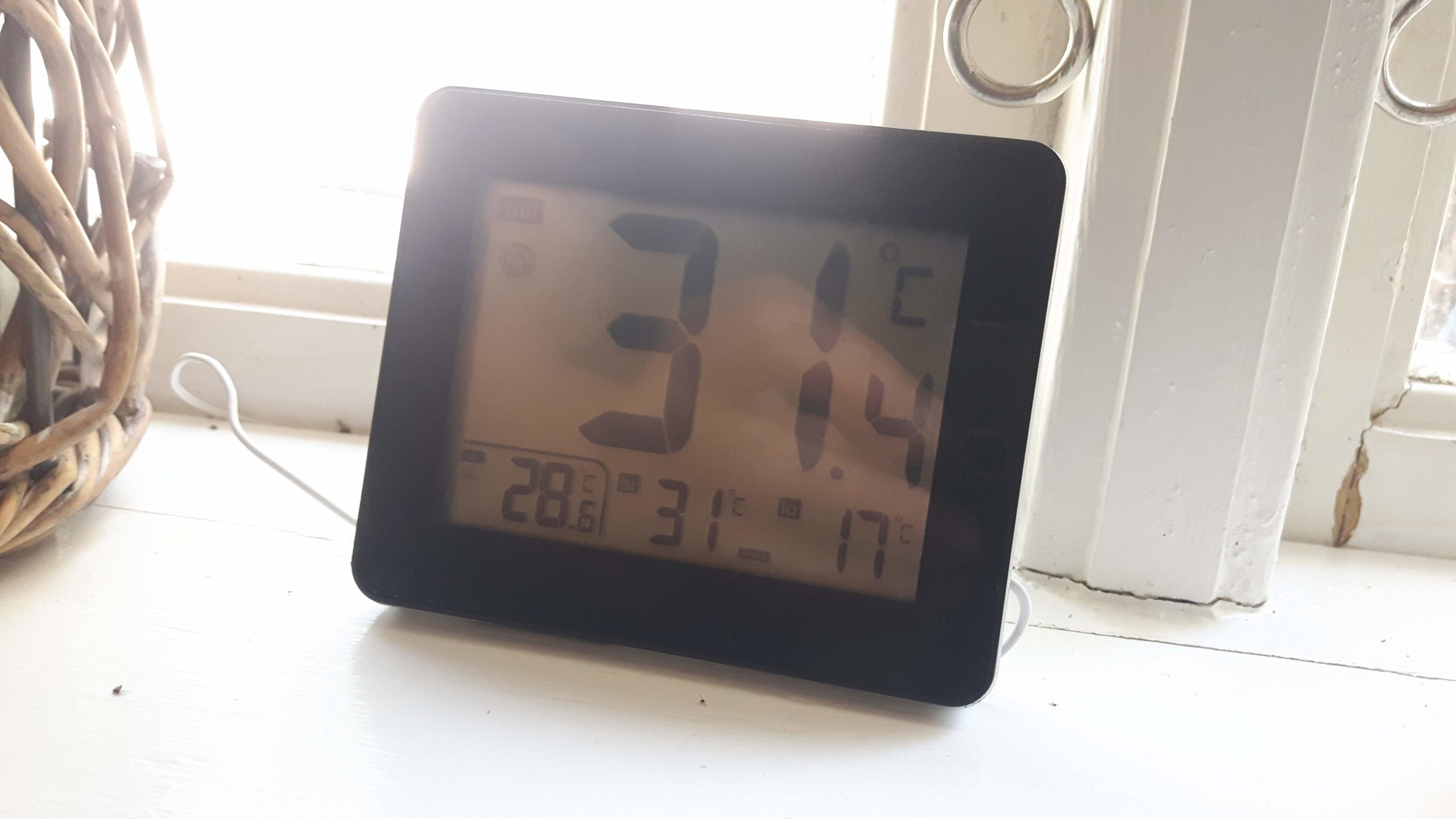 Warm Days in Stockholm