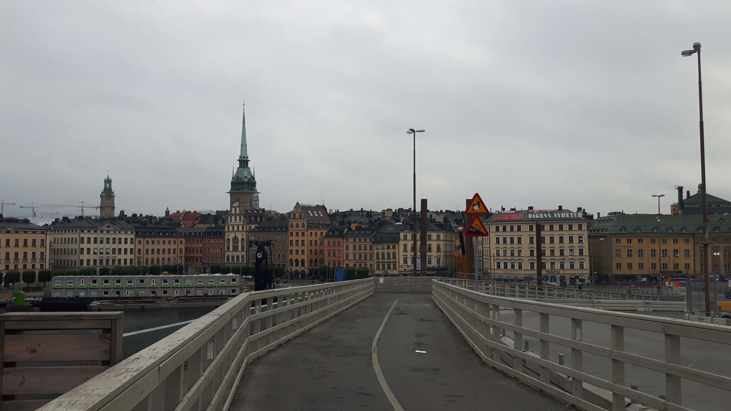 Stockholm Sweden Early Morning