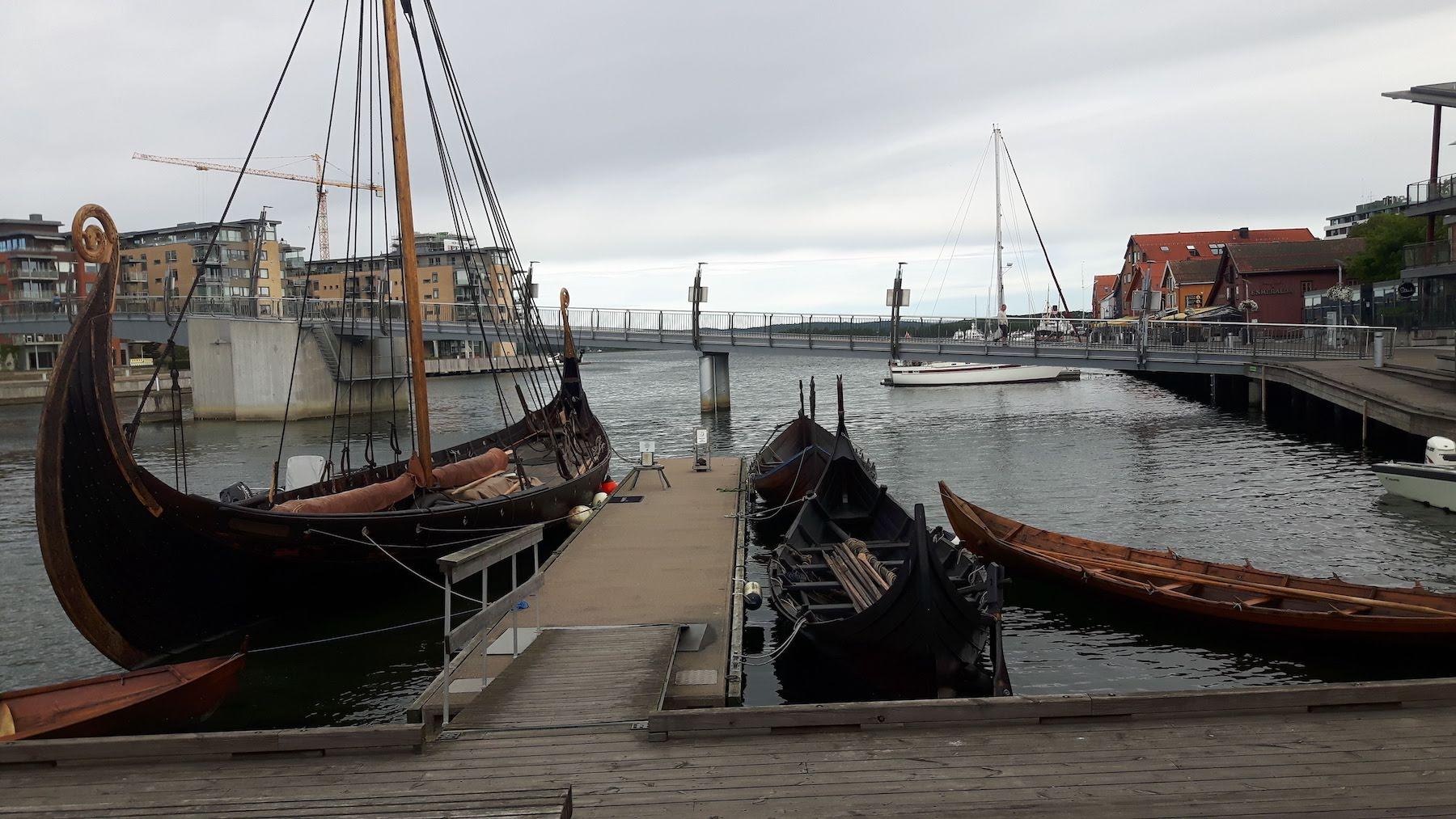 Viking Ship Sandefjord Norway