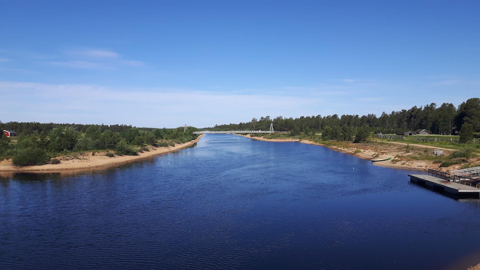 Near Sodankyla Finland