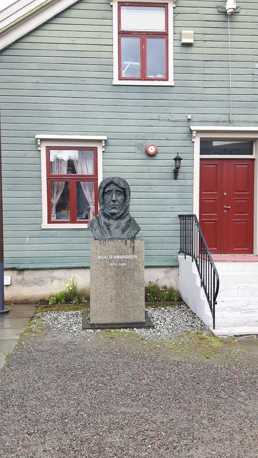 Roald Amundsen Tromso Norway