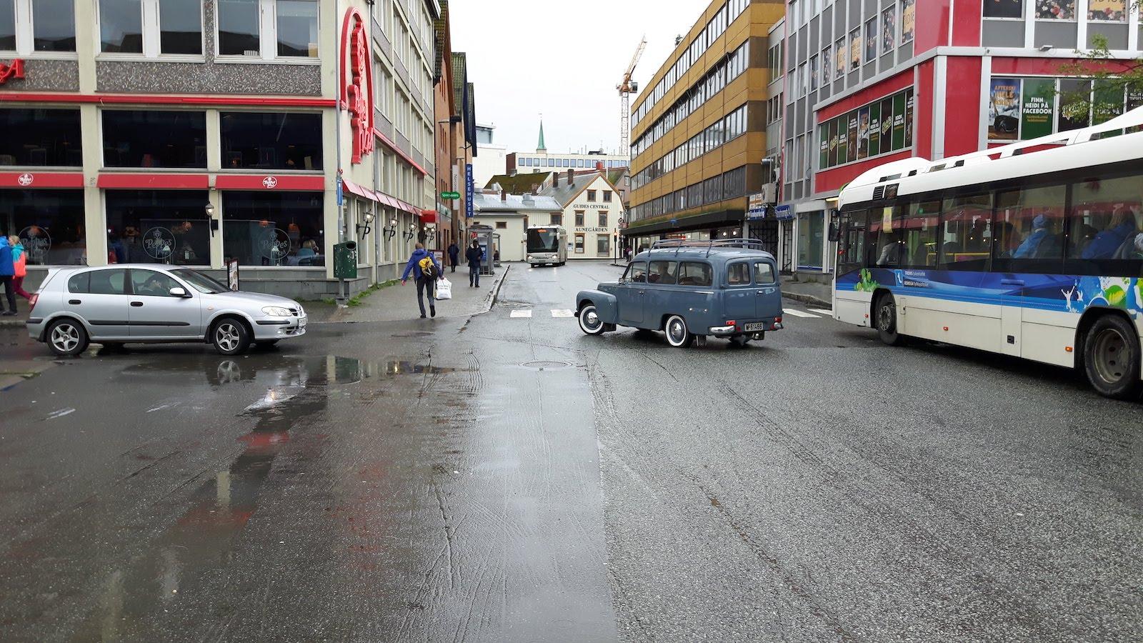 City View Tromso Norway