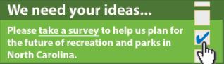 NC survey tag