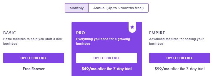 spocket pricing