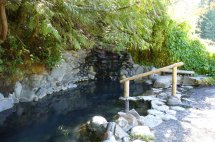 Breitenbush Hot Springs Oregon