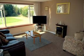 Lounge Torcroft Lodges Self Catering Drumnadrochit