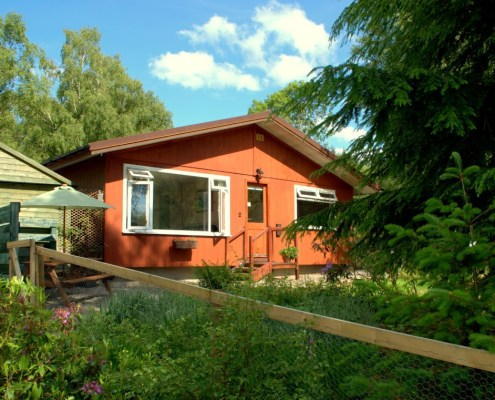 Torcroft Lodges Lodge 2 and Garden