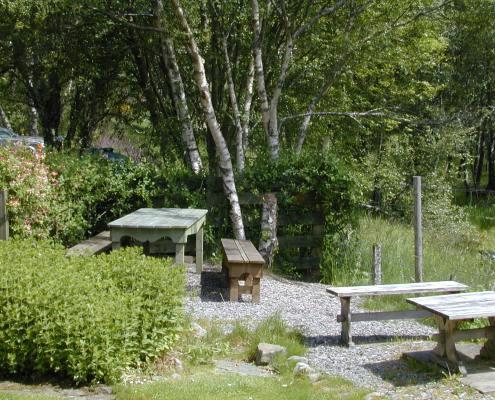 Meiklie Lodge Garden