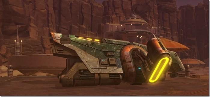 D-5 Mantis Patrol Craft 3