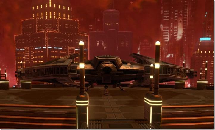 Fury-Class Imperial Interceptor 4