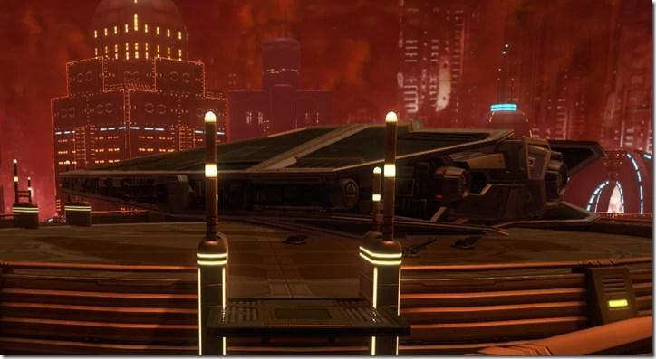 Fury-Class Imperial Interceptor 5