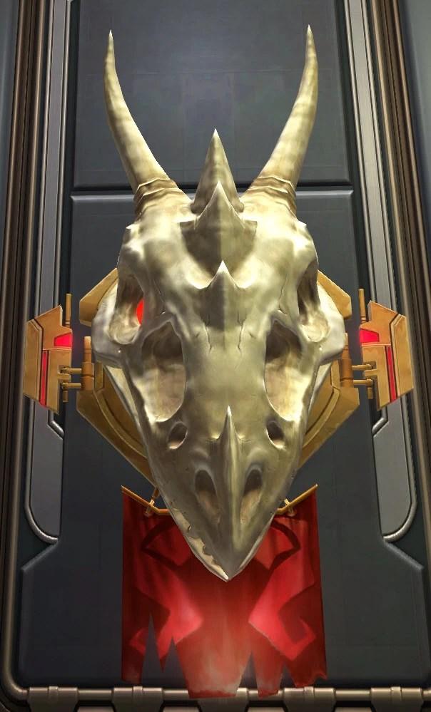 Krayt Dragon Skull