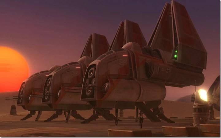 Republic Transport Shuttles