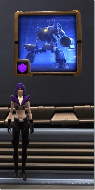 Trophy Annihilation Droid XRR-3 (Story)