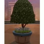 Topiary Tree (Gumdrop)