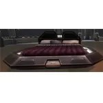 Luxury Bed (Plum)