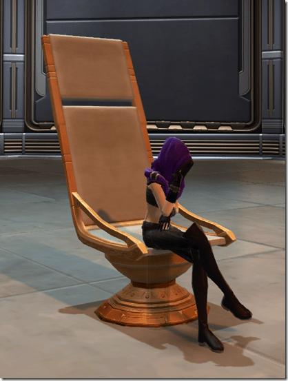 Luxury Highback Chair 2