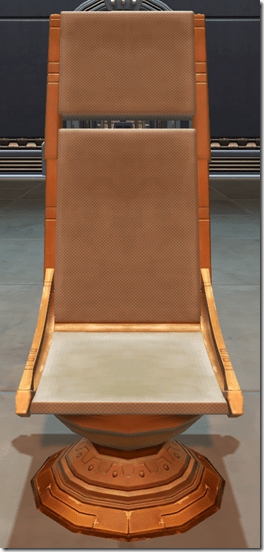 Luxury Highback Chair Preview