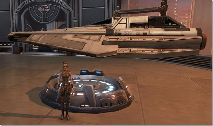 Starship Republic Scout 3