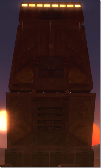 CZK Sandcrawler Preview Front