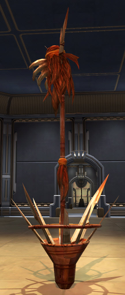 Tribal Blade Totem