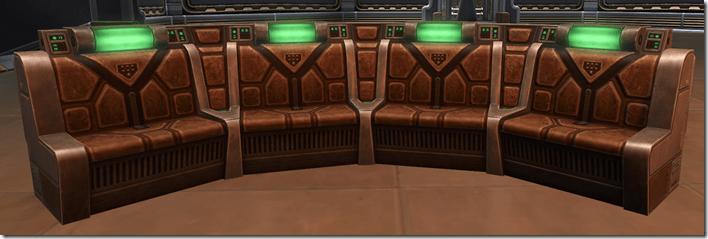Underworld Starship Couch