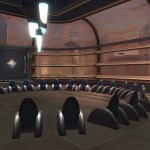 Averth's Jedi Council/Conference Room – The Ebon Hawk