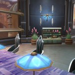 Taiari's Jedi Academy: Dining Room - The Harbinger