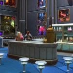 Rhint's Jedi Academy: Launchpad Lounge – The Ebon Hawk
