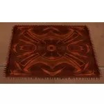 Ornate Merchant's Rug