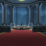 Karath's Reception Room - The Ebon Hawk