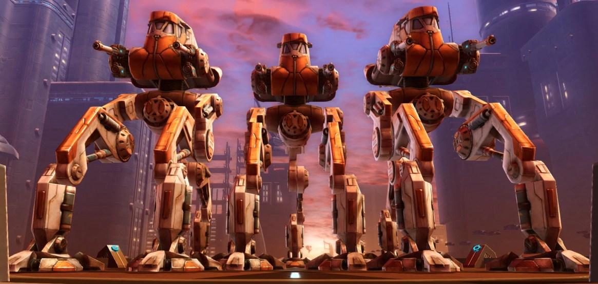 Republic Walkers 2